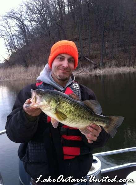 Irondequoit Bay Bass