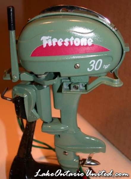 1955 Firestone 30HP