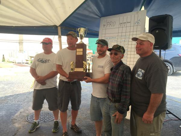 2016 oswego pro am dates set tournament talk shows for Fat nancys fishing report