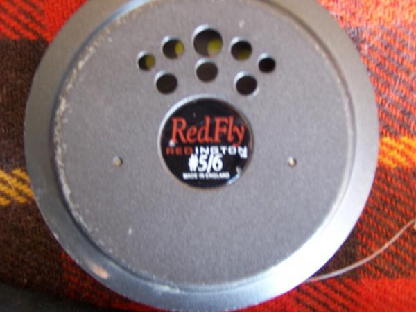 9 4 5 Wt 2 Pc Redington Red Start Fly Rod W Redington Red Fly 5 6 Wt Reel Classifieds Buy