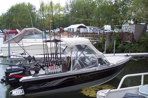 2001 Lund Tyee Grand Sport 1850 **New Price** - Classifieds