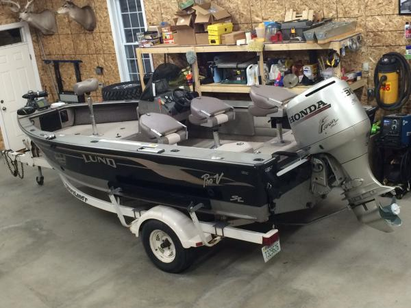 2001 Lund Pro V 1800 SE - Classifieds - Buy, Sell, Trade or