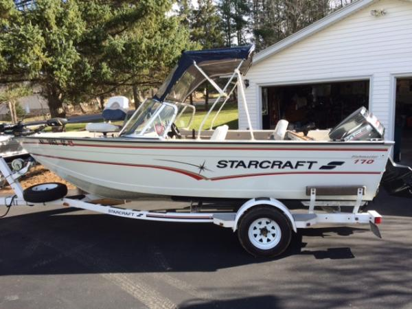 Starcraft 170 Fishmaster For Sale Classifieds Buy