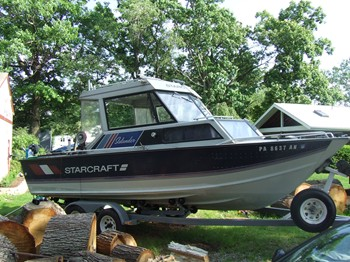 1988 Starcraft Islander 221 Hardtop 4k Firm Classifieds