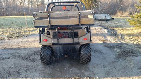Max IV 6X6 Amphibious atv - Classifieds - Buy, Sell, Trade