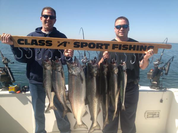 Rochester report new york fishing reports lake ontario for Fishing rochester ny