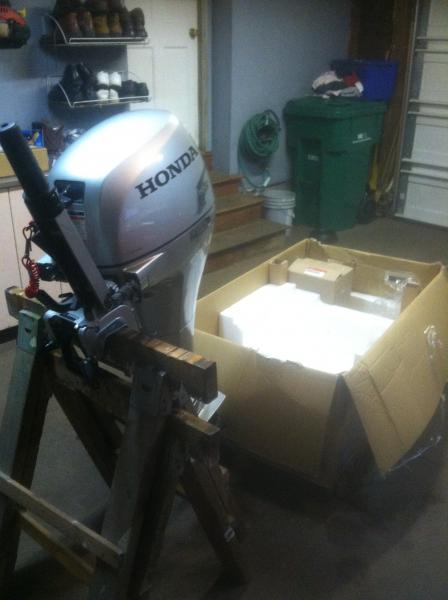New price honda 4 stroke outboard classifieds for Honda outboard motor prices