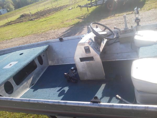16 Ft Flat Bottom Jet Drive River Boat Classifieds Buy