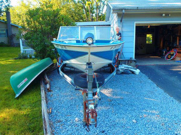 how to get an ownership for a boat in ontario