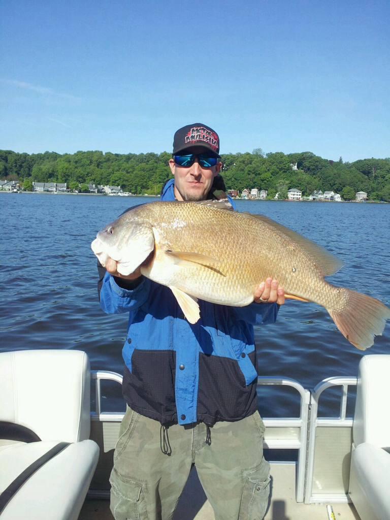 Sheepshead new york fishing reports lake ontario for Fishing in new york