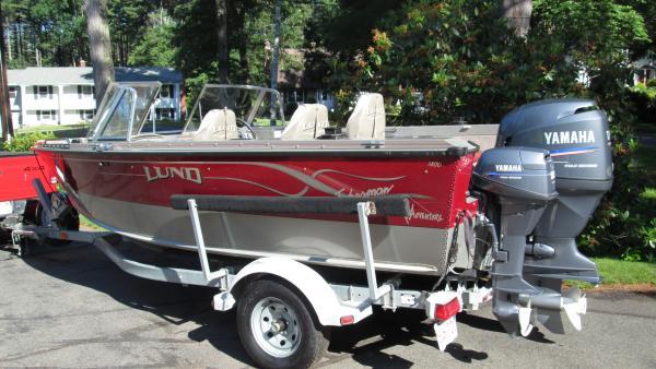 2001 Lund Fisherman 1800