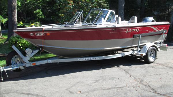 2001 Lund Fisherman 1800 - Classifieds - Buy, Sell, Trade or Rent