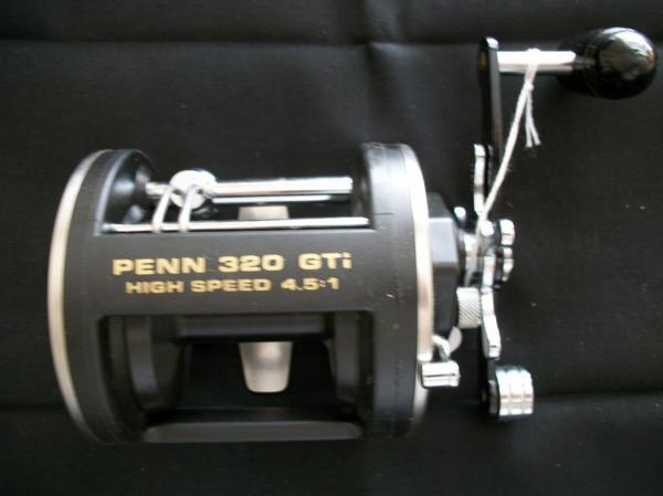 4 POSTS for penn reel 145.150.160.26  STAINLESS STEEL