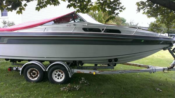 1985 Celebrity Boat 23 Ft - Mint - $2900 (Farmington NY ...
