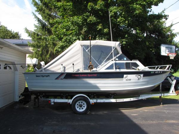 22.5ft Sea Nymph, Great Lakes Edition for sale ...
