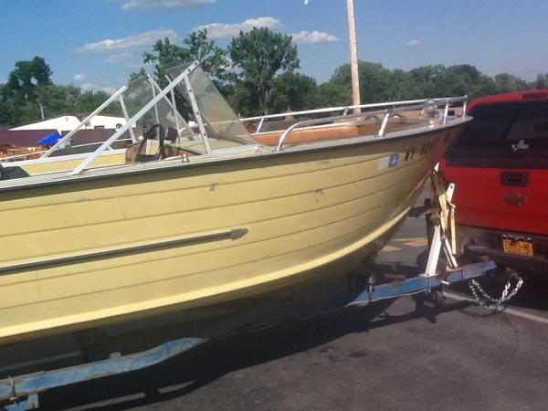 Starcraft offshore 18 foot aluminum open bow restoration ...