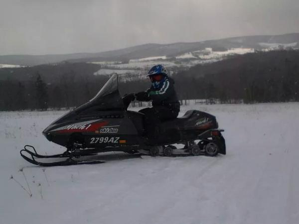 1991 SkiDoo Mach 1 617 - Classifieds - Buy, Sell, Trade or ...