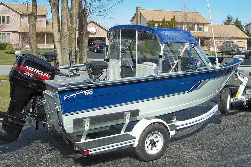 Is 16 foot deep v to wimpy for the big lake? - This Old Boat
