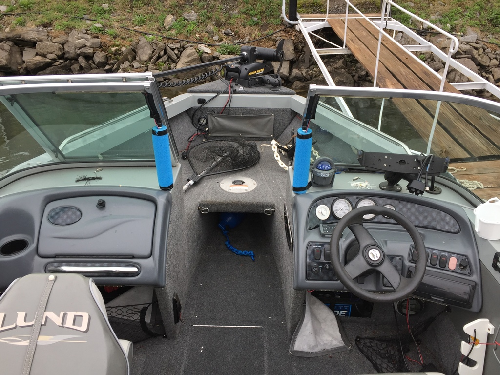 2006 Loaded Lund 1800 Fisherman - Boats for Sale - Lake