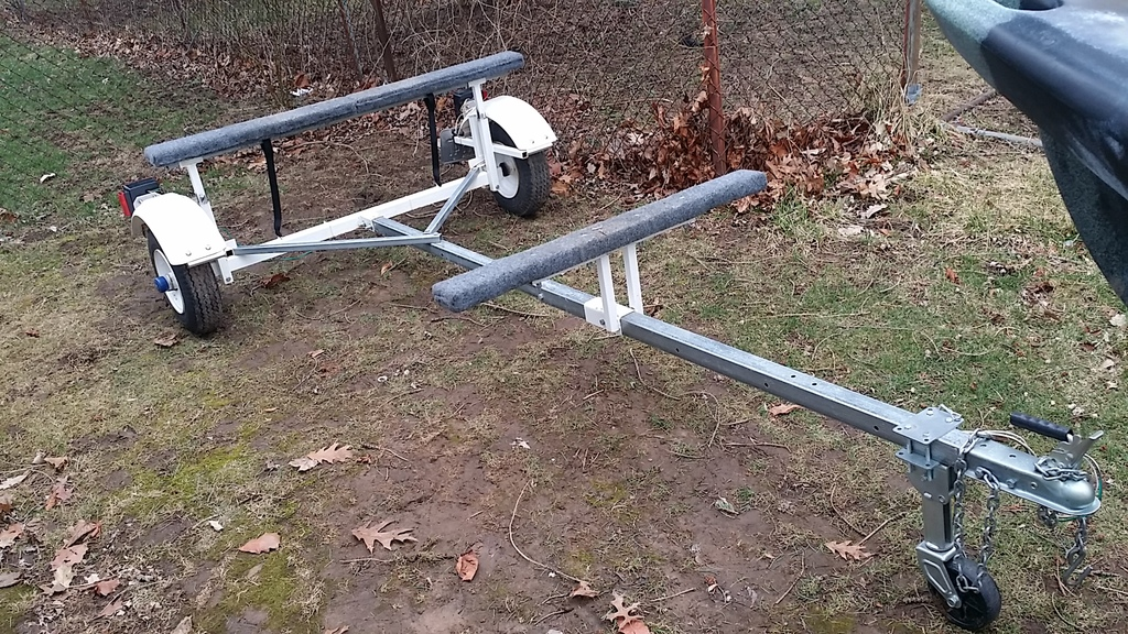 Kayak Or Small Boat Trailer Classifieds Buy Sell Trade