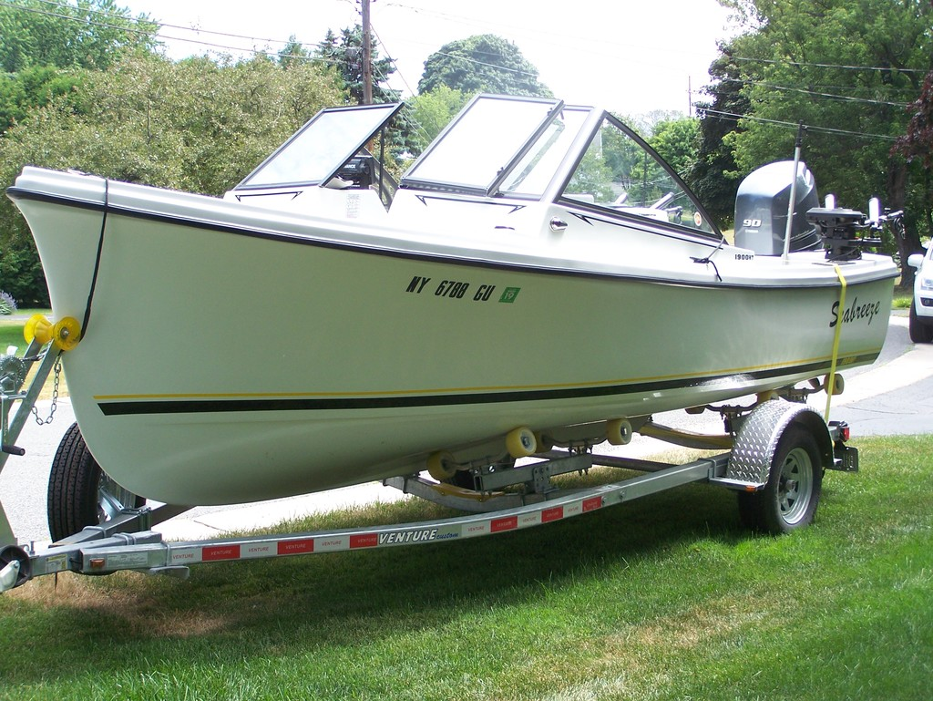Deep Water Fishing Boat Classifieds Buy Sell Trade Or