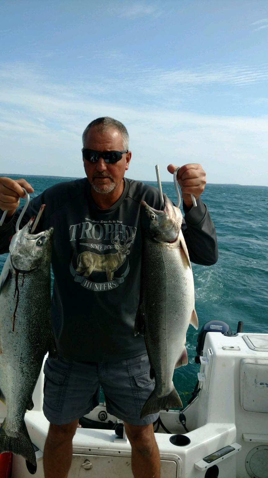 Mexico 8 29 and 8 30 new york fishing reports lake for Lake ontario fishing report