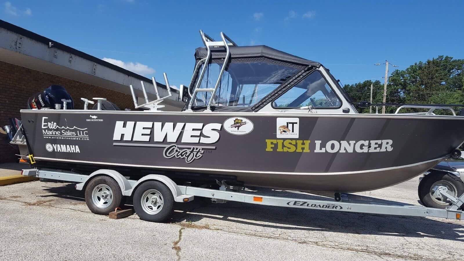 Anybody own a Hewescraft Ocean Pro 220? - This Old Boat