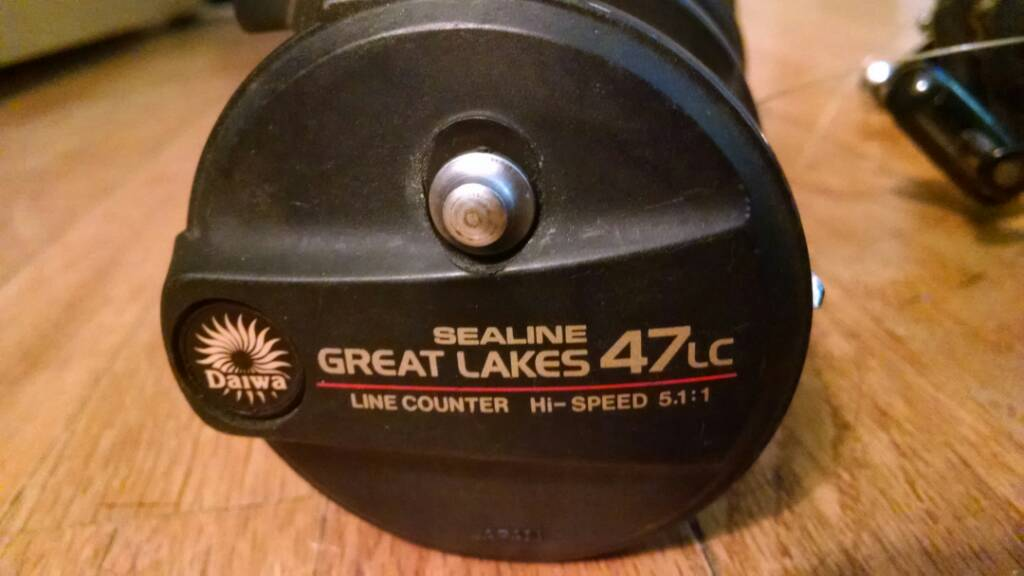 4 Daiwa Sealine Great Lakes 47lc Line Counter Reels Classifieds Buy Sell Trade Or Rent