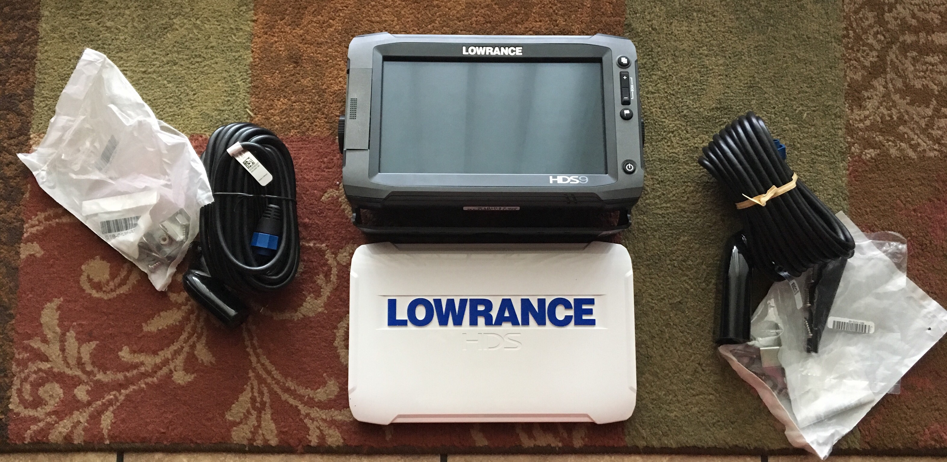 Lowrance HDS 9 Gen 2 for sale - Classifieds - Buy, Sell