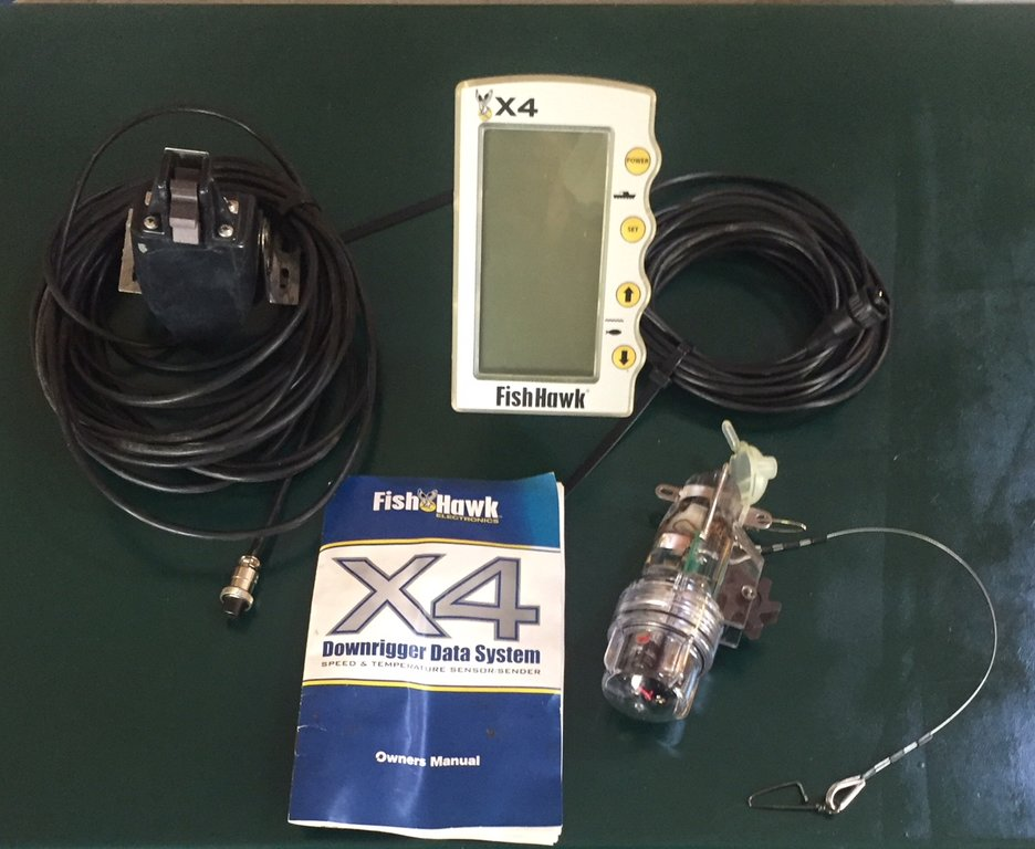 Fish hawk x4 system classifieds buy sell trade or for Fish hawk x4