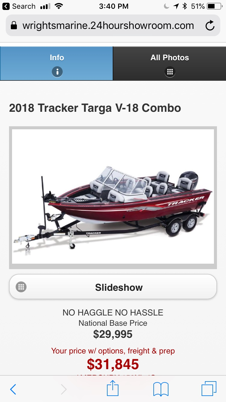 What boat should I buy - Open Lake Discussion - Lake Ontario