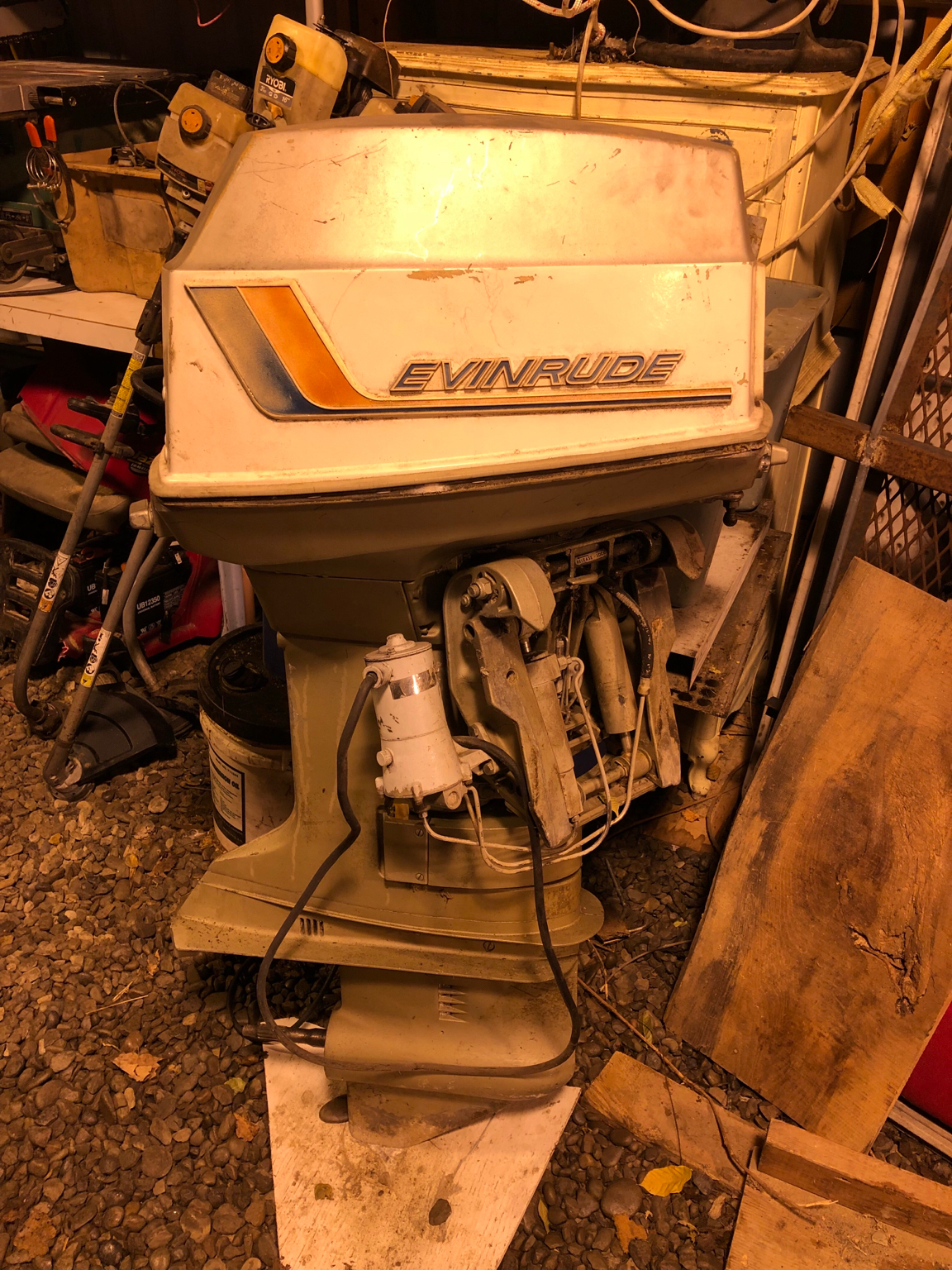 Evinrude 125 Hp Outboard 1972 700 Classifieds Buy Sell Trade Or Rent Lake Ontario United Lake Ontario S Largest Fishing Hunting Community New York And Ontario Canada