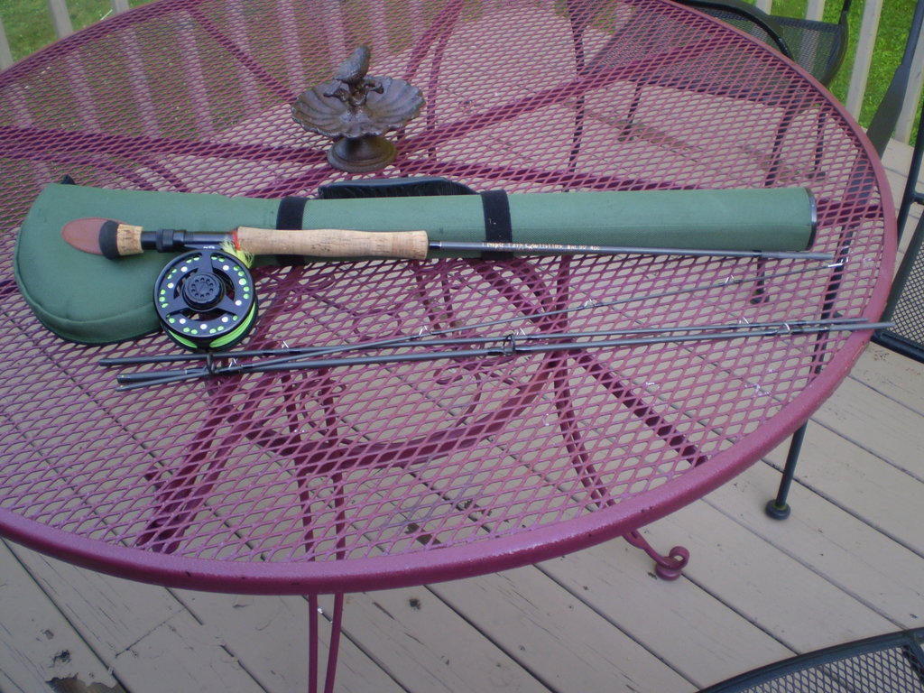 Lefty Kreh Tfo Fly Rod Outfit 135 New Price Classifieds Buy Sell Trade Or Rent Lake Ontario United Lake Ontario S Largest Fishing Hunting Community New York And Ontario Canada