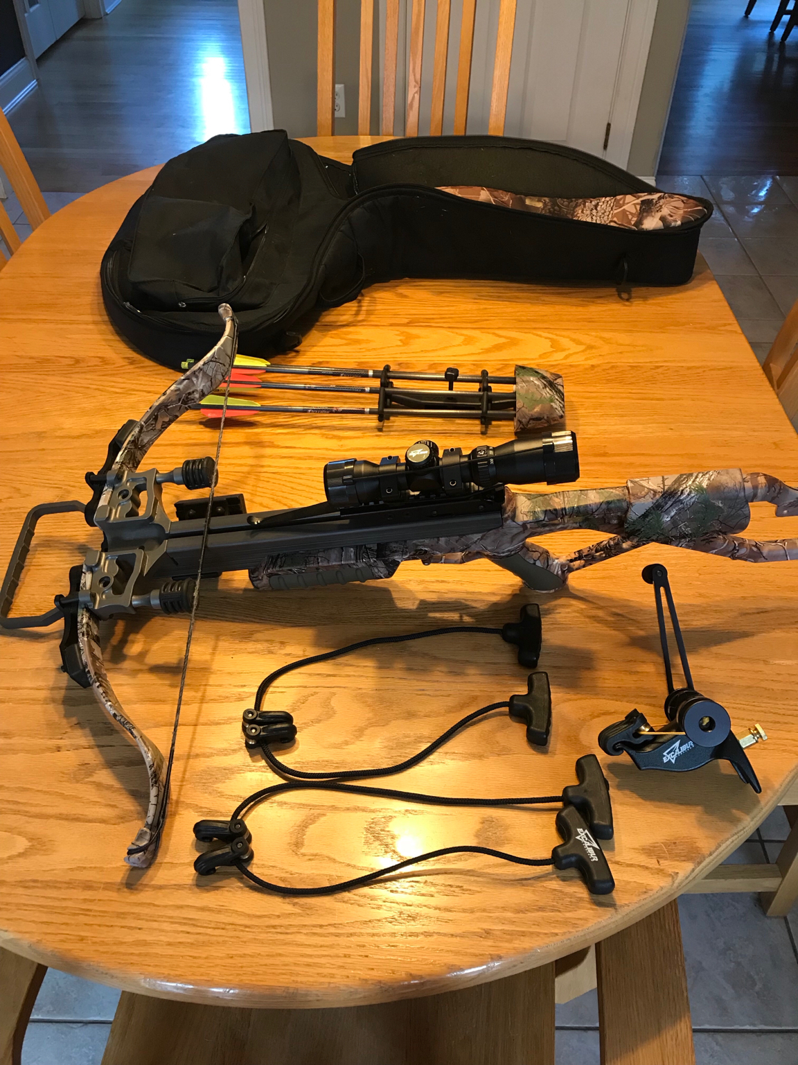 Excalibur micro cross bow - Hunting Equipment - Lake Ontario
