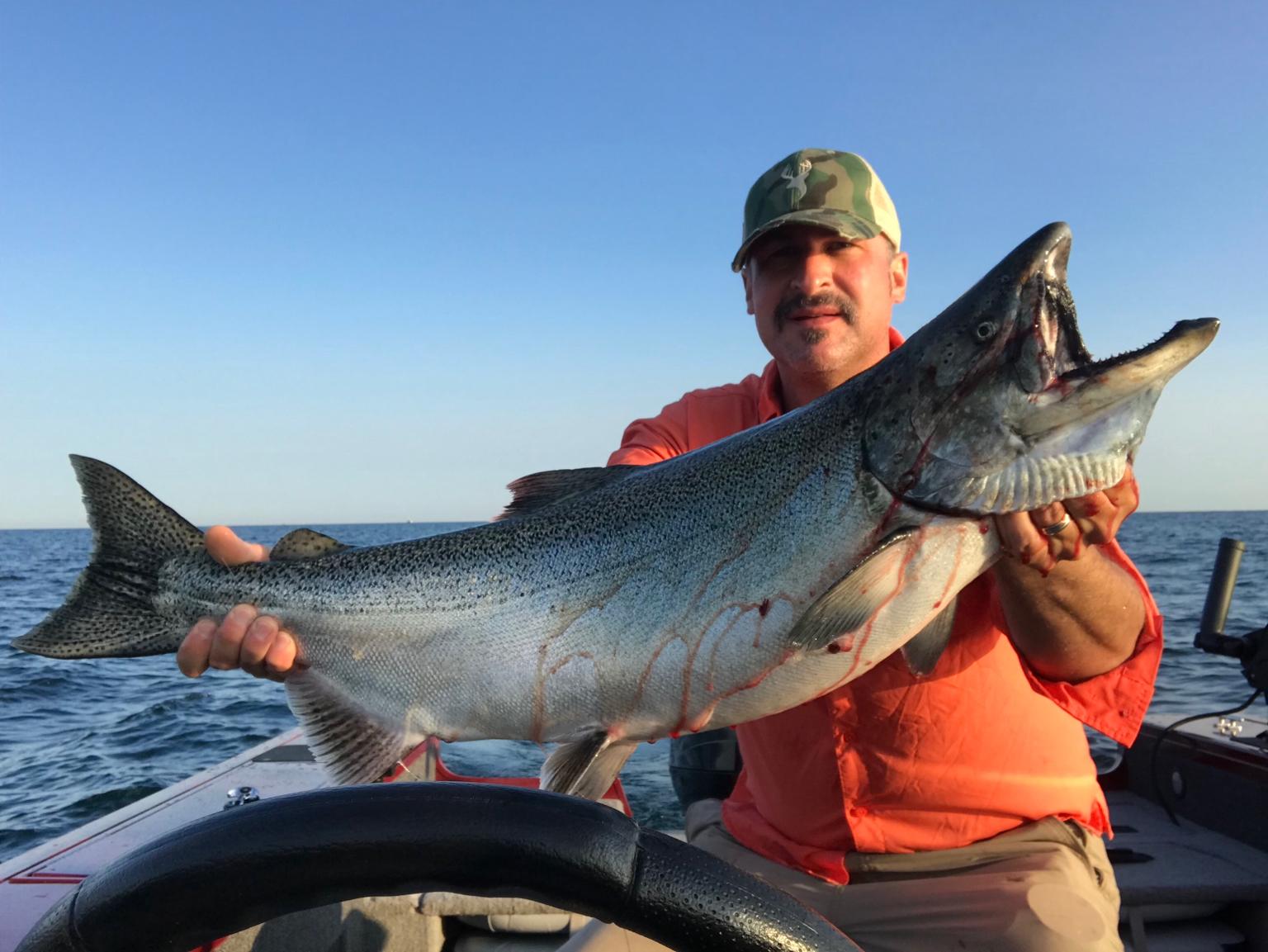 Braddocks 8 12 18 new york fishing reports lake for South shore fishing report