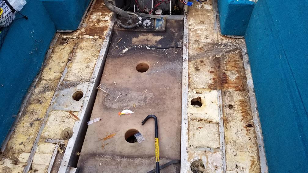 Sealing Underside Of Plywood Floor