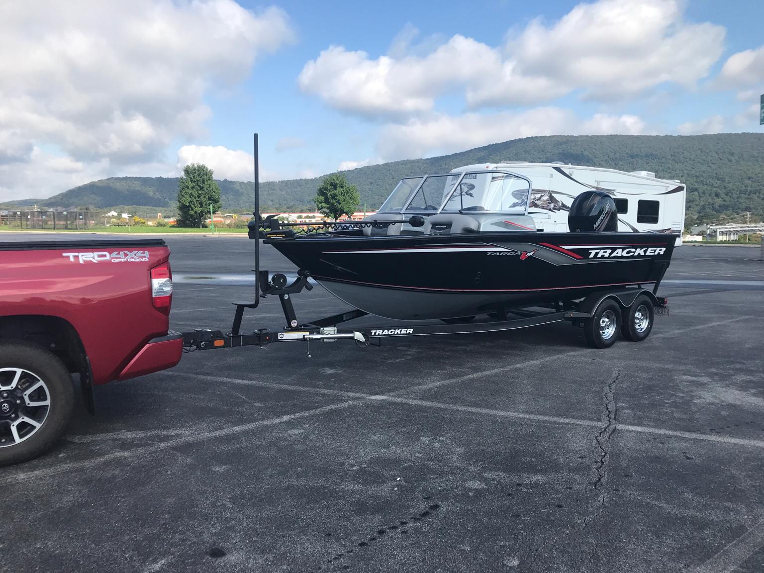 2018 Tracker Targa V-18 WT setup - This Old Boat - Lake Ontario