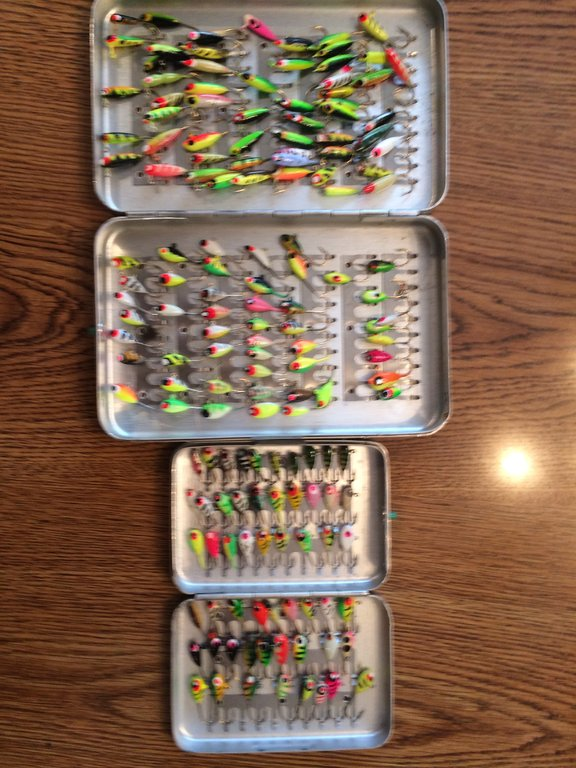ice fishing jigs - Classifieds - Buy, Sell, Trade or Rent