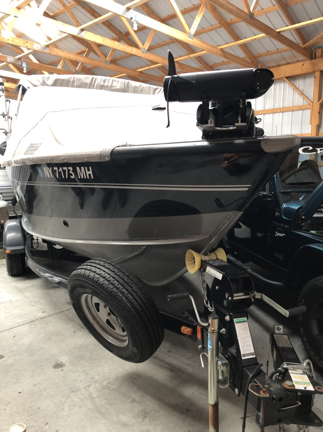 2012 Lund Sport Angler 1800 - Classifieds - Buy, Sell, Trade