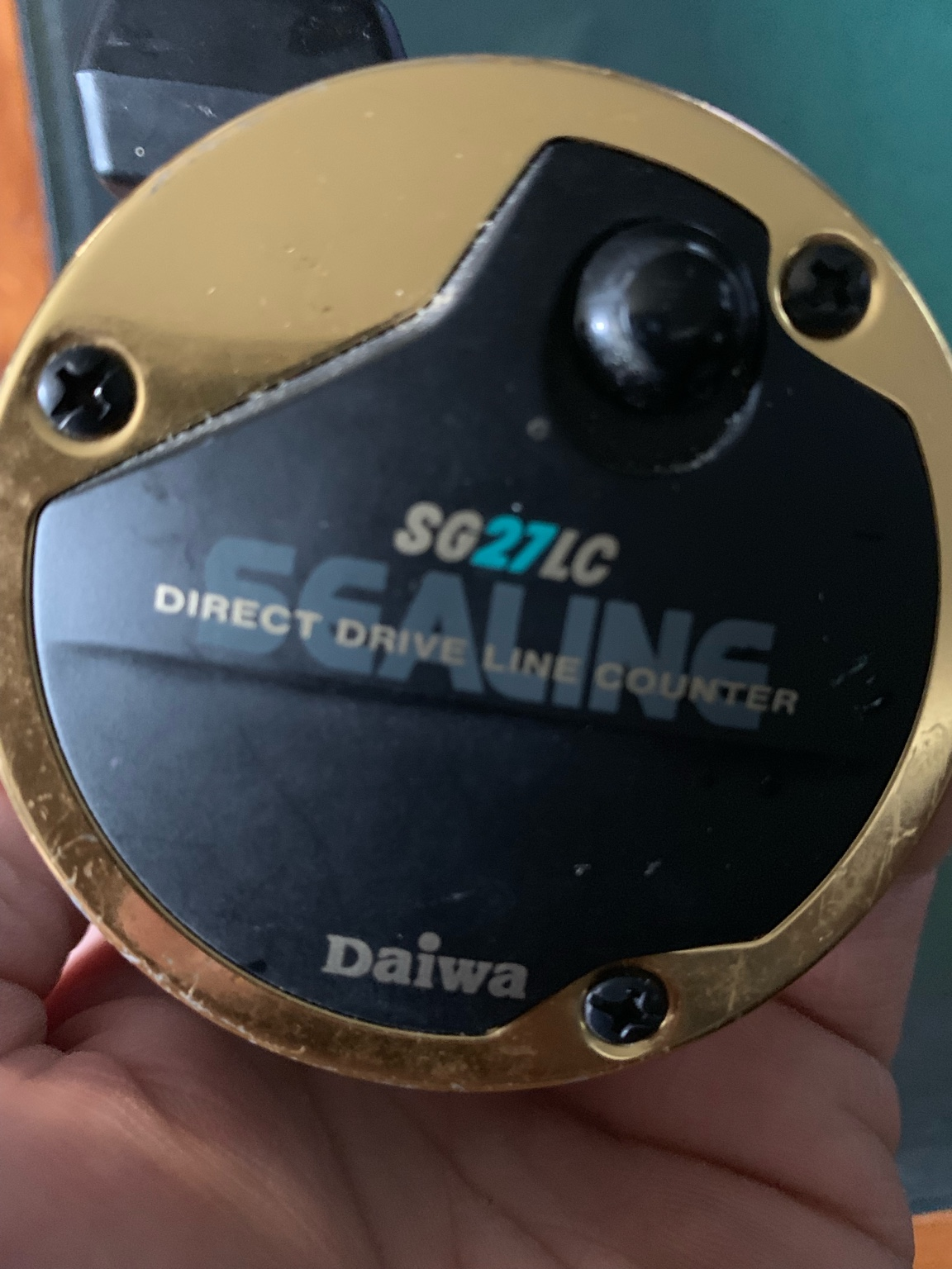 ab6d0d09595 IMG_1554058211.352294.jpg IMG_1554058219.685883.jpg. Looking for three SG27LC  sea line Daiwa with line counter.