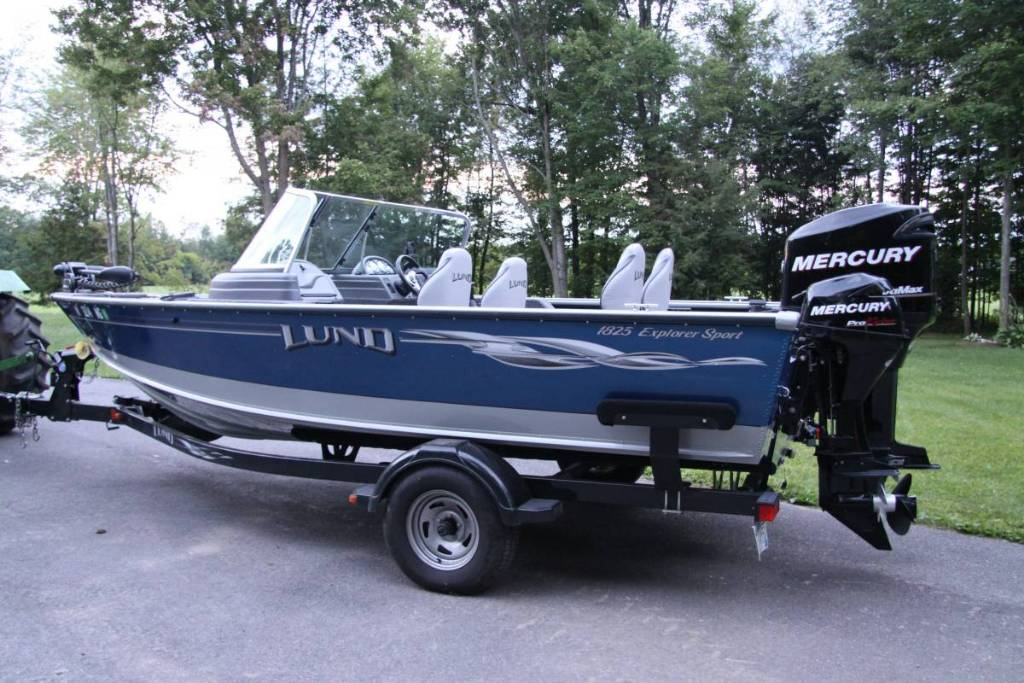 2009 Lund 1825 Explorer Sport For Sale - Classifieds - Buy