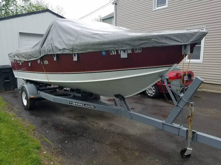 Sold 1987 Lund Baron 2100 - Classifieds - Buy, Sell, Trade or Rent