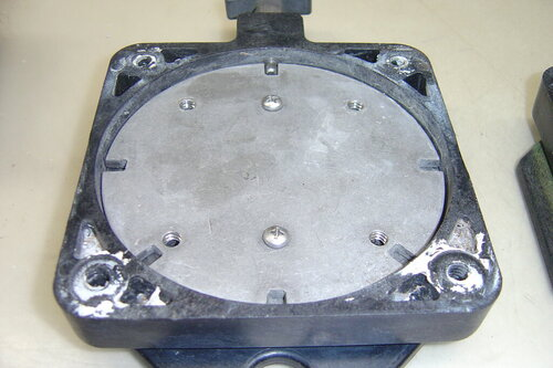 1 Pair Cannon swivel bases and Mounts and 1 turntable 003.JPG