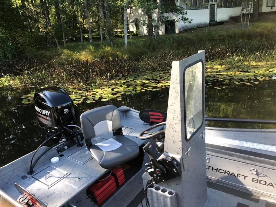 2018 Custom StealthCraft PD Jet Sled - Classifieds - Buy