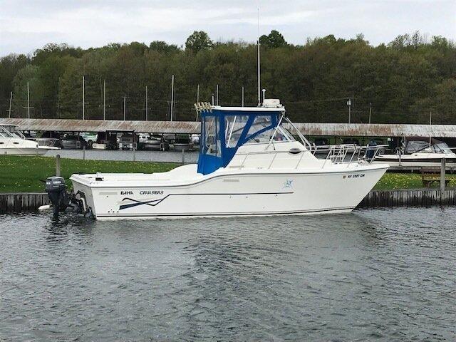 2000 BAHA KING CAT 270 - Boats for Sale - Lake Ontario ...