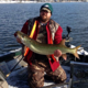 Lake trout trolling - last post by brent fingar